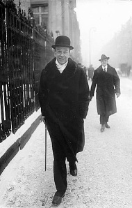 The affable Leopold Von Hoesch