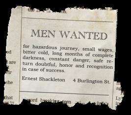 Job-Description-Ernest-Shackleton
